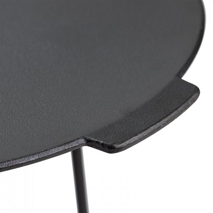 """Plaque de cuisson ronde - Plancha en fonte """"Toledo"""""""