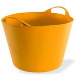 Panier flexible multifonction 42 litres Orange / Jardin - linge - bois