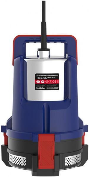 Pompe immergée pour eaux claires à accu KTP 18-201-23 avec chargeur