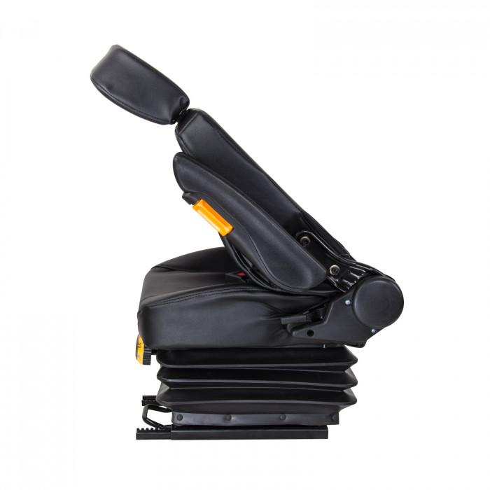 Siège de tracteur universel avec appui-tête - accoudoirs - ceinture