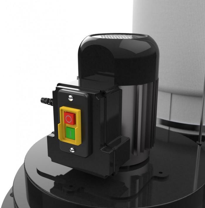 Système d'aspiration pour machines à bois GAA 65.1