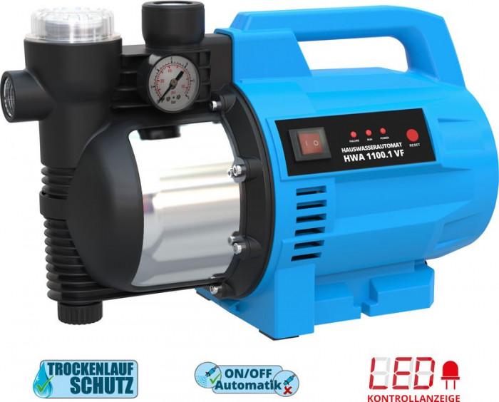 Pompe de surface automatique HWA 1100.1 VF - Pompe jardin