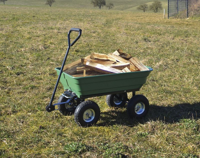 Chariot de jardin basculant GGW 300