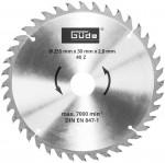Lame de scie 40 dents - 255 x 30 mm pour scie G55258 - G55173 - G55269