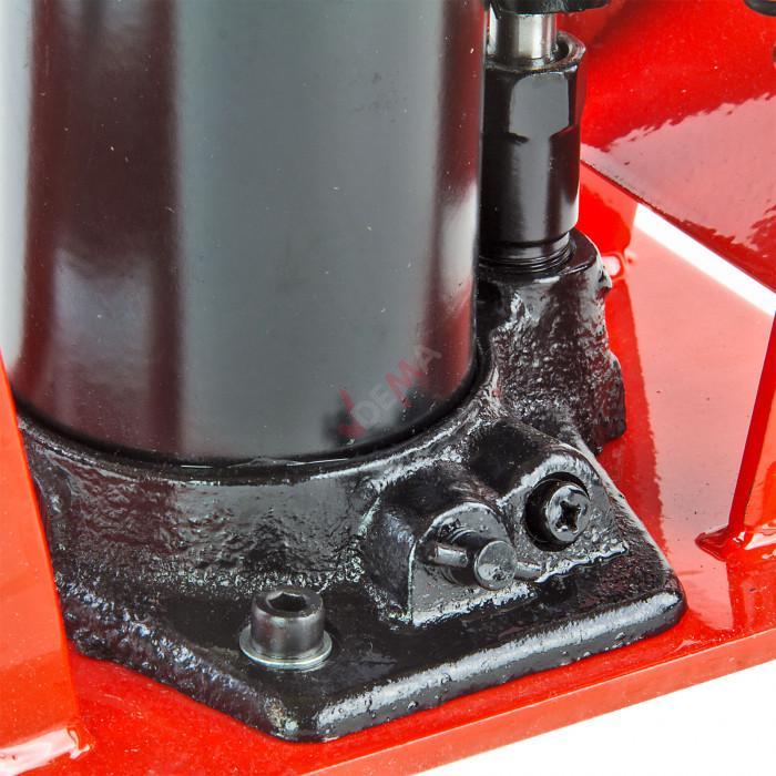 Cintreuse - Presse à cintrer hydraulique - 12 T + 6 matrices