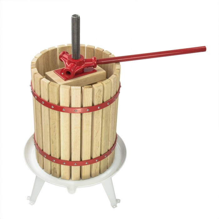 Pressoir à fruits - presse à fruits - 6 litres
