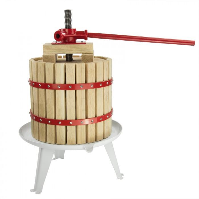 Pressoir à fruits - presse à fruits - 12 litres