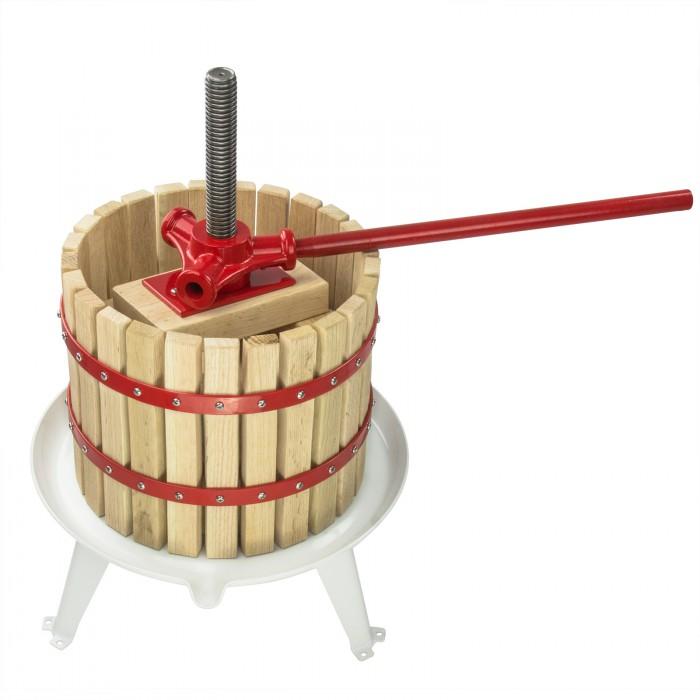 Presse à fruit - Pressoir à fruits + baies - 12 litres