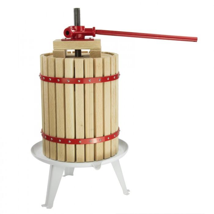 Pressoir à fruits - presse à fruits - 18 litres