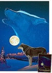 Puzzle Moonlight fantastic 1000 pc - carton recyclé - Made in Germany