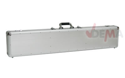 Valise alu transport arme / instrument de mesure-1240 mm - WK2