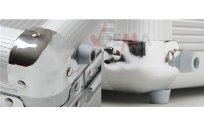 Valise alu transport arme / instrument de mesure-1240 mm - WK2