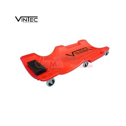 Chariot d'atelier - Repose tête rembourée - VINTEC