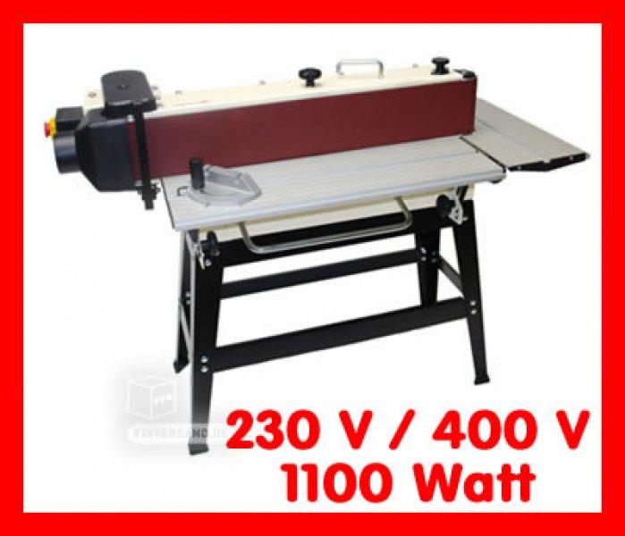 Ponceuse à bande 2000-152 mm - 400 V