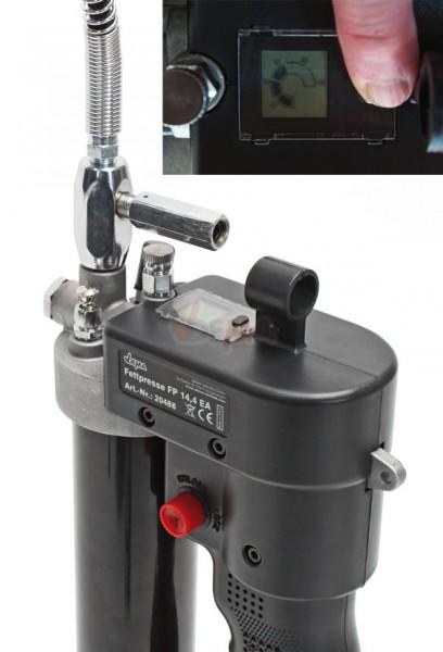Pompe à graisse - avec accu 14,4 V - 1700mAH