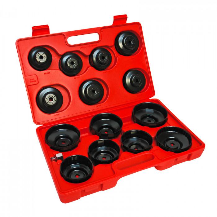 Cloches filtres à huile professionnel - 15 pièces