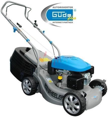 g de tondeuse gazon essence eco wheeler 410p garantie 2 ans toute la gamme guede. Black Bedroom Furniture Sets. Home Design Ideas