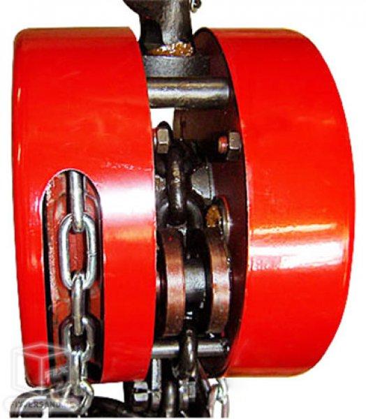 Palan à chaine manuel 3 tonnes - levée 2500 mm