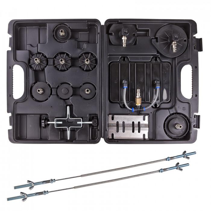 Adaptateur purge de freins - coffret 11 outils
