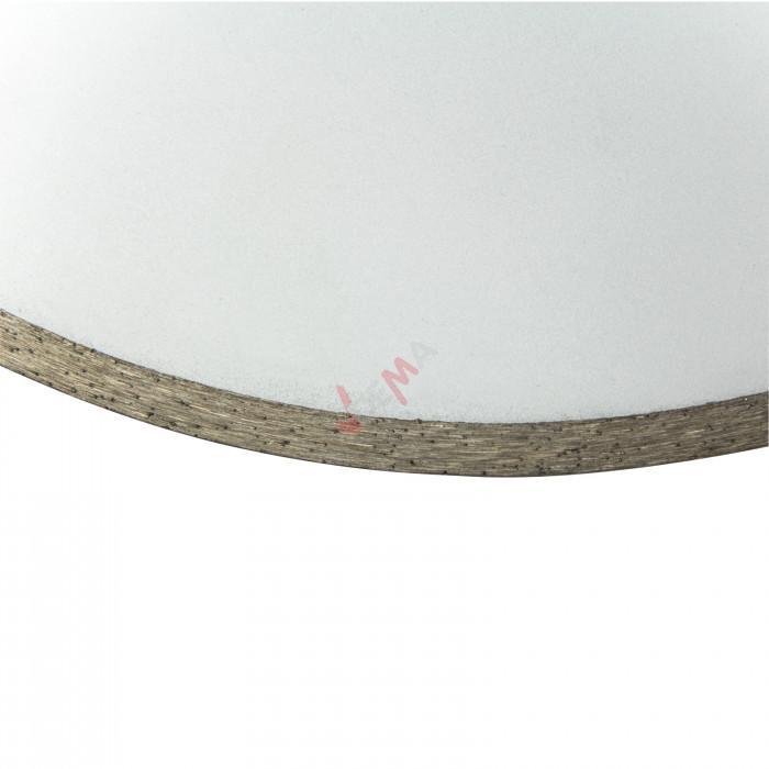 Disque diamant Ø 350 mm - axe 25,4 mm - coupe sec et eau