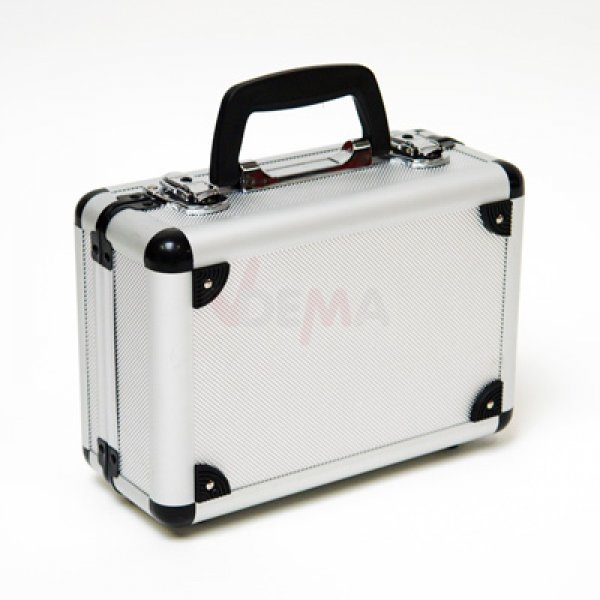 Valise alu - transport arme de poing
