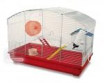 Cage à hamster équipée 580 x 320 x 420 mm grille 10 mm animaux
