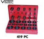 Assortiment joints toriques - 419 pièces - VINTEC