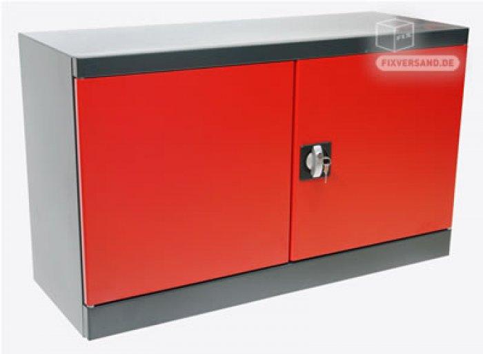 Armoire basse 2 portes - 1000 x 600 x 380 mm