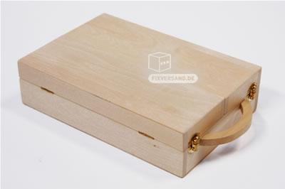 Coffret et outils bois du parfait bricoleur - 34 pièces