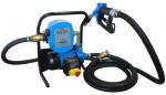 Pompe diesel / station diesel avec compteur 230 V - 600 W