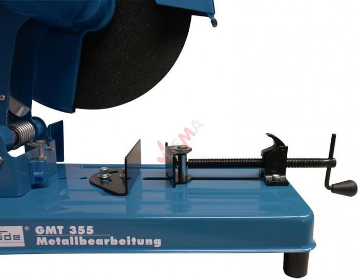 Scie Tronçonneuse à métaux GMT 355 - Garantie 2 ans