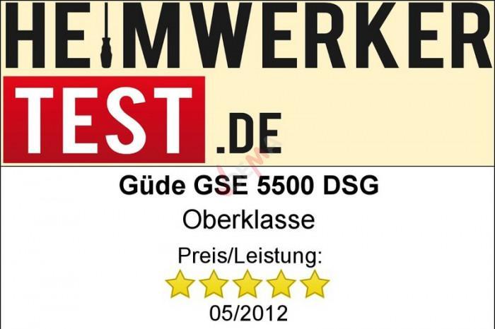 Groupe électrogène régulateur automatique tension 7,35kw GSE 5500 DSG