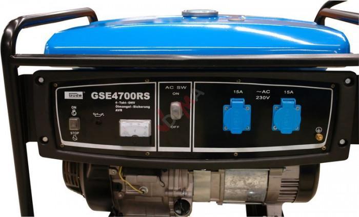 Groupe électrogène GSE4700 RS