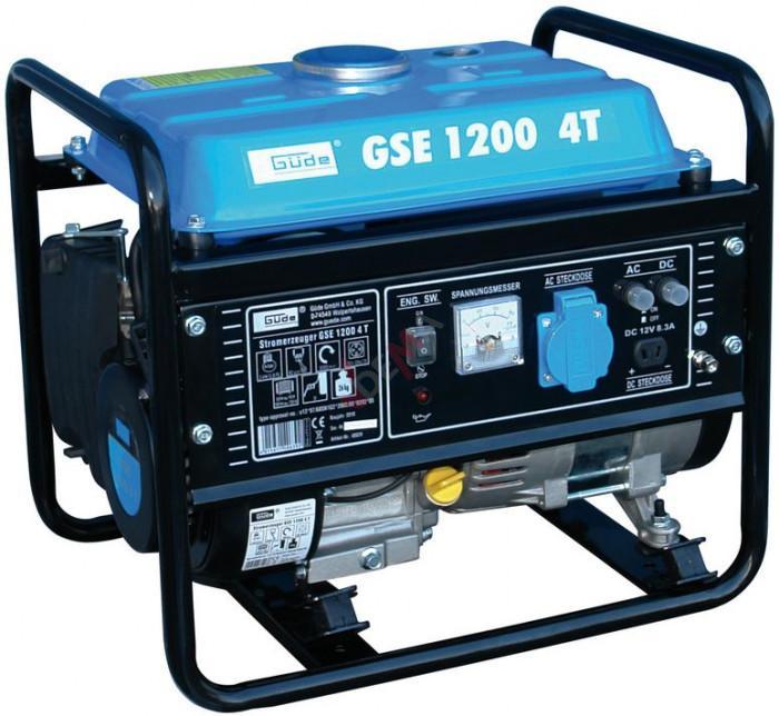 Groupe électrogène synchrone - essence E10 GSE 1200 4T