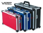 VINTEC - Ensemble 3 valises d'intervention vides  ALU
