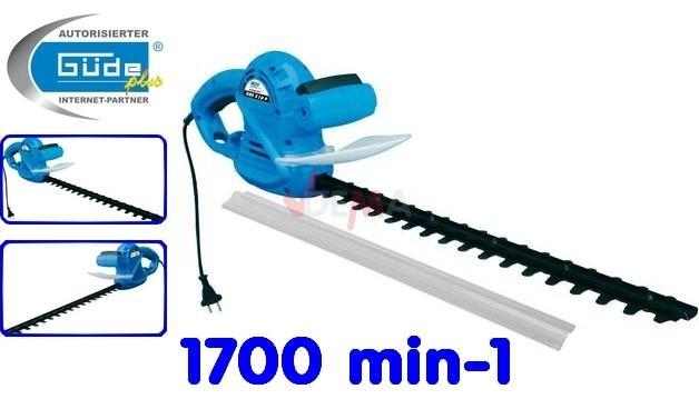 Taille haie électrique lame 51 cm 500w léger garantie 2 ans NEUF
