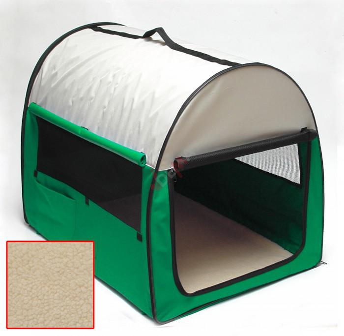 Niche de transport Chien / chat XXL  97 x 71 x 76 cm