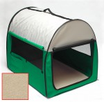 Niche de transport Chien XXL  97 x 71 x 76 cm