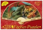 "Puzzle ""Lady Dragon"" - carton recyclé - Made in Germany"