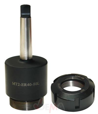 Mandrin à pince de serrage ER 40 MK2 - CM2