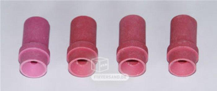Buses céramiques pour cabine de sablage 4 à 7 mm lot de 4