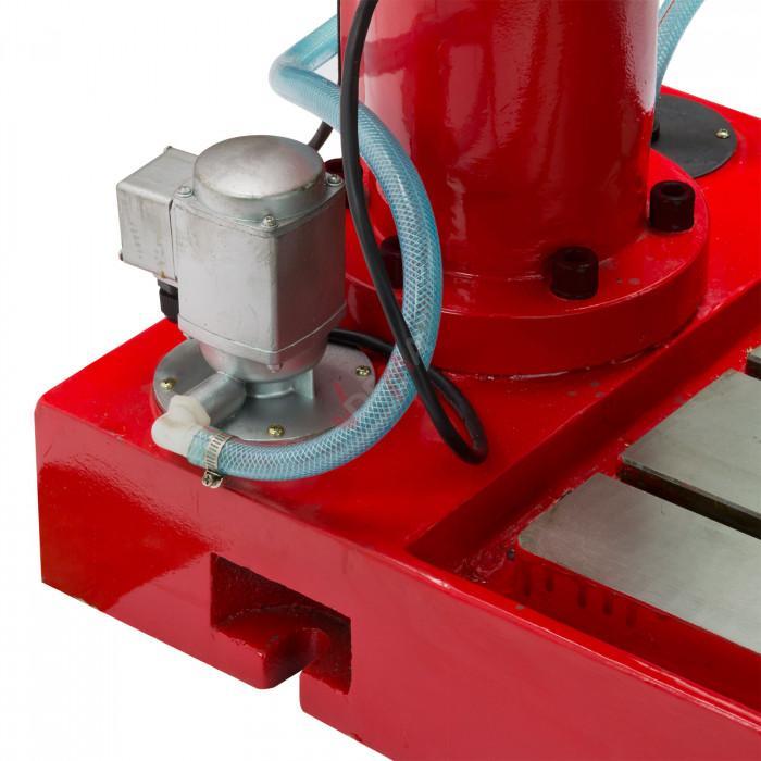 Perceuse à colonne SBM 600/400 E - Hauteur 2150 mm - Gamme PRO