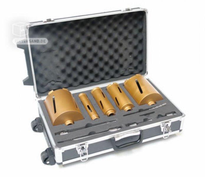Coffret de trépans avec valise de transport