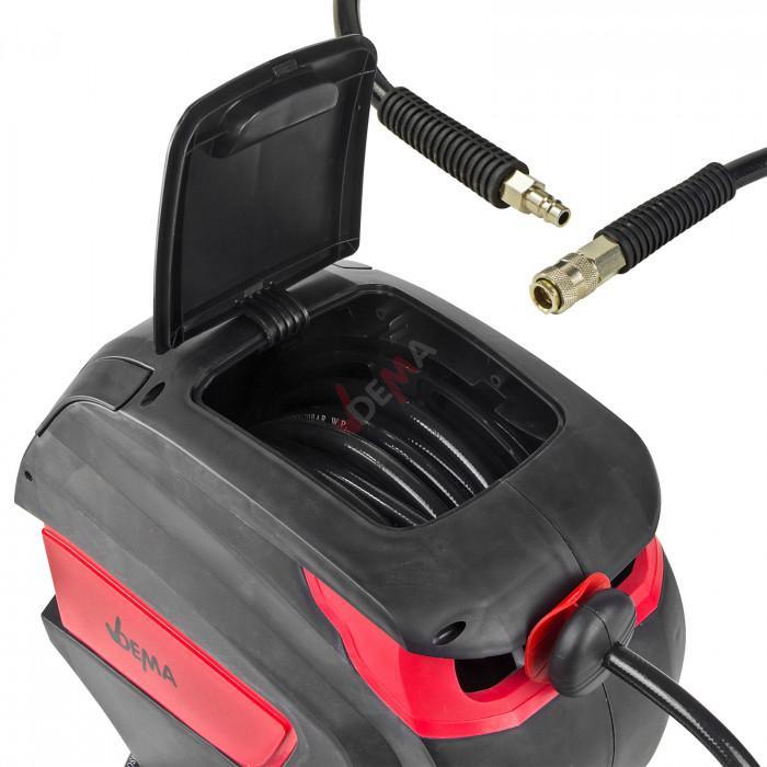 Enrouleur air comprim 25 m 15 mm outillage - Enrouleur air comprime ...