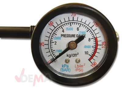 Compresseur 12 V - 150 Psi - 72 l/mn