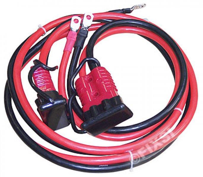 Câble de connexion pour treuil
